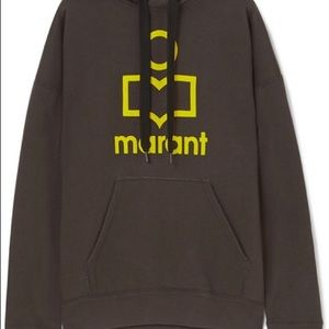 Isabel marant etoile mansel hoodie(fr38/us6)
